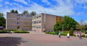Schulgebäude der Hansen-Schule
